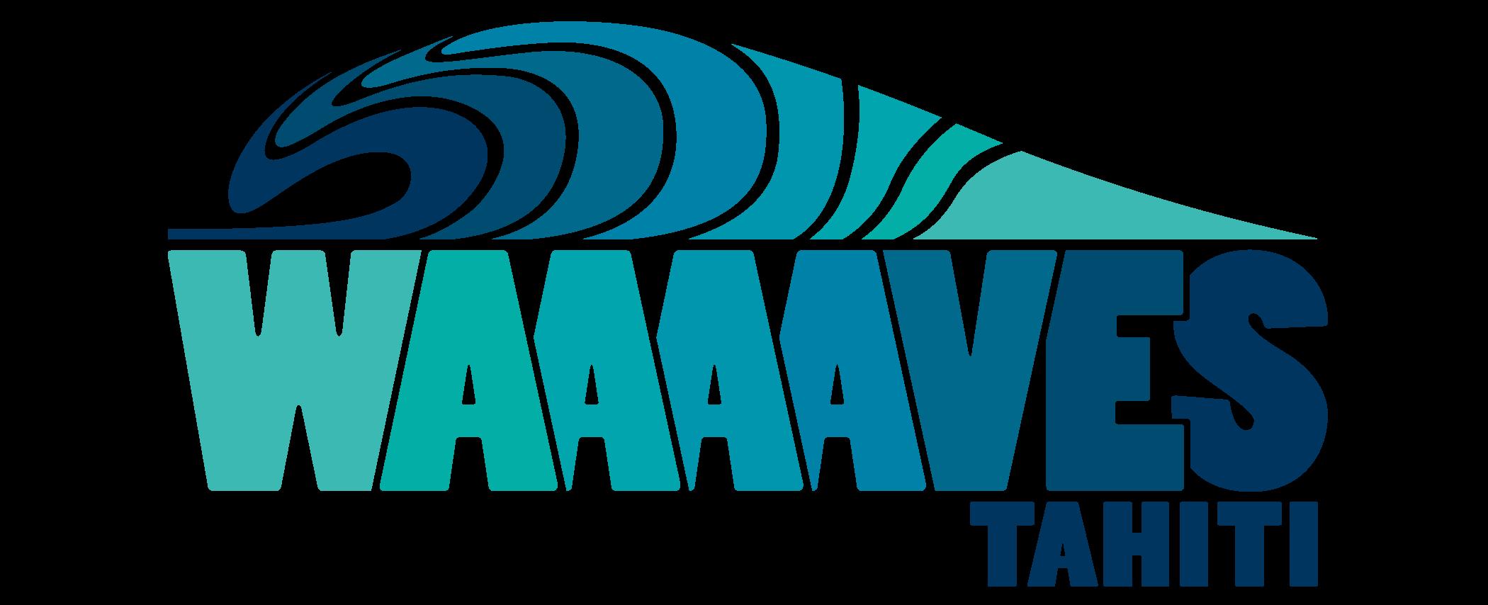 Logo Waaaaves Tahiti