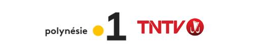 Logos Polynésie 1 & TNTV