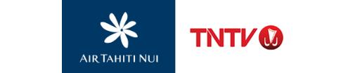 Logo Air Tahiti Nui & TNTV