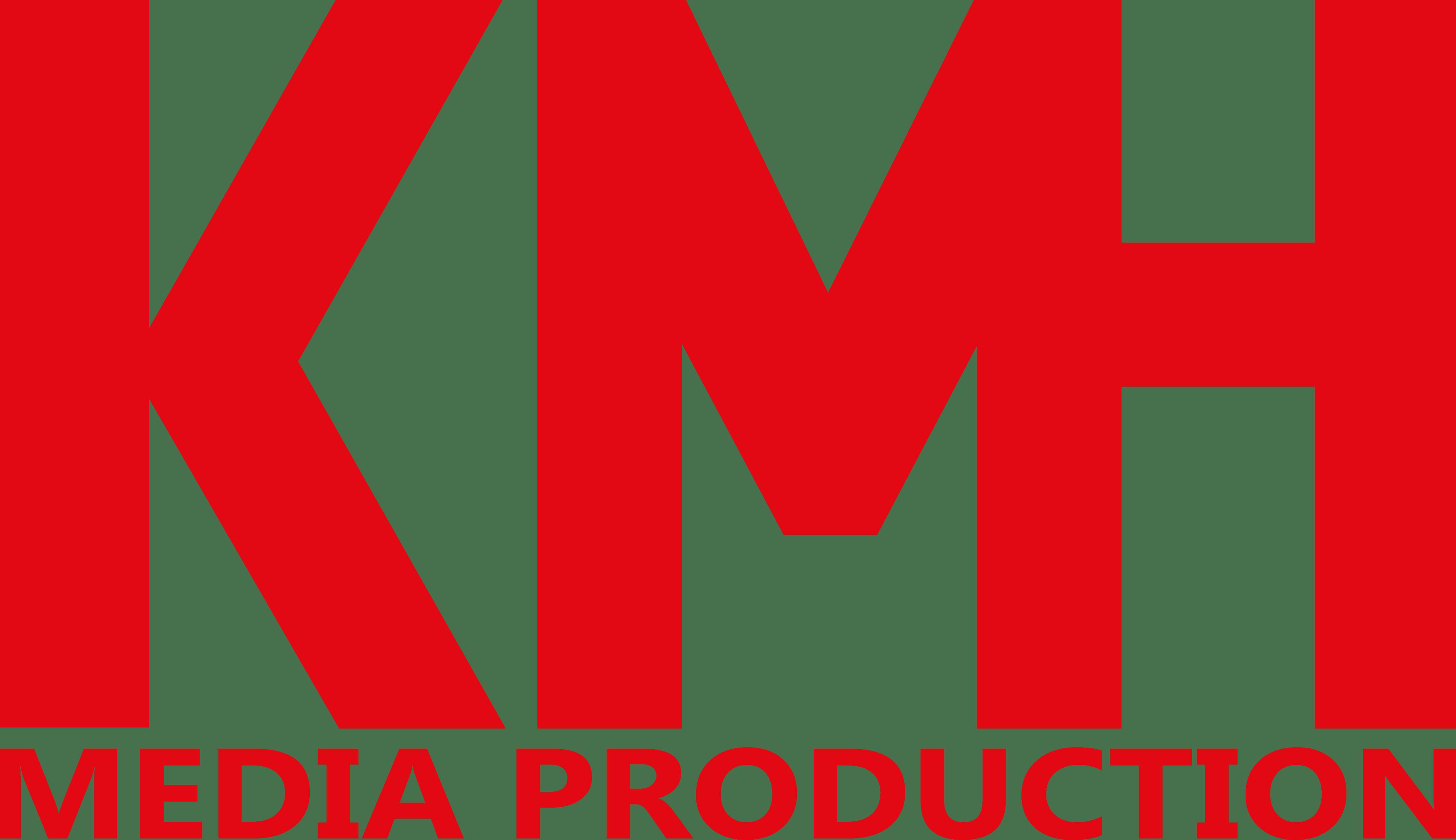 Logo KMH MEDIA PRODCTION
